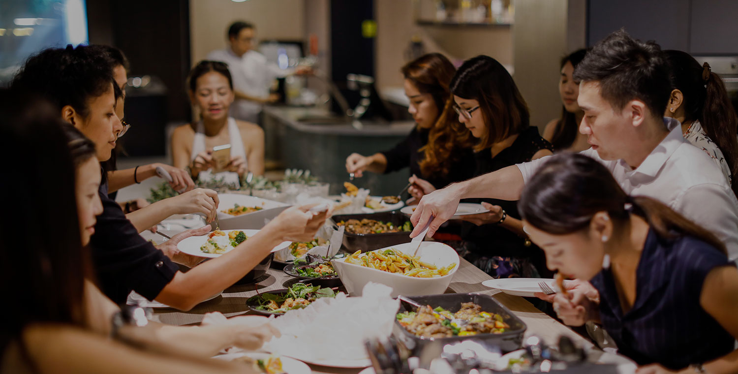 OUE Social Kitchen | Directory | Downtown Gallery